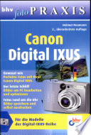 Neumann Canon Digital Ixus Bp