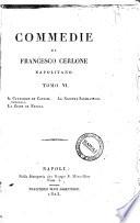 Commedie di Francesco Cerlone napolitano