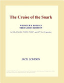 The Cruise of the Snark (Webster's Korean Thesaurus Edition)