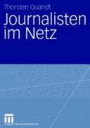 Journalisten im Netz