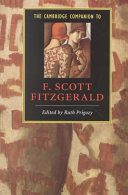 The Cambridge Companion to F. Scott Fitzgerald