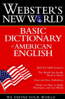 Webster s New World Basic Dictionary of American English