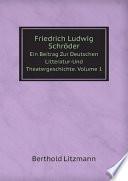 Friedrich Ludwig Schr?der