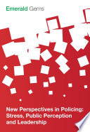 New Perspectives In Policing book