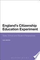 England s Citizenship Education Experiment
