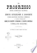 Il progresso rivista delle nuove invenzioni e scoperte  notizie scientifiche  industriali e varieta interessanti
