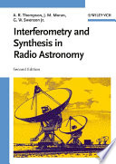 Interferometry and Synthesis in Radio Astronomy