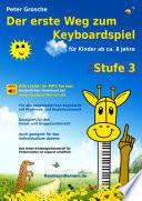 Der Erste Weg Zum Keyboardspiel Stufe 3