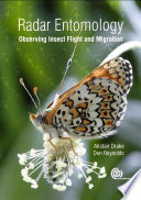 Radar Entomology : in the study and monitoring of...