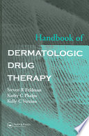 Handbook of Dermatologic Drug Therapy