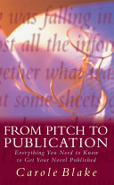 From Pitch to Publication