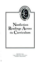 Nonfiction Readings Across the Curriculum
