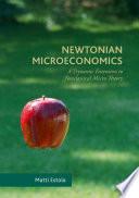 Newtonian Microeconomics