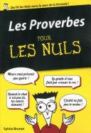 Les Proverbes pour les Nuls    dition poche