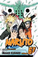 Naruto  Vol  67 : into himself and transforming into the ultimate...