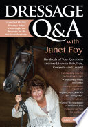 Dressage Q A with Janet Foy