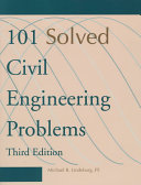 One Hundred One Solved Civil Engineering Problems