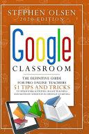 Google Classroom 2020 For Teachers