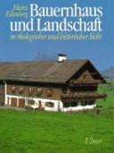 Bauernhaus und Landschaft