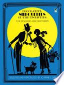 Decorative Silhouettes of the Twenties for Designers & Craftsmen