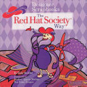 Designer Scrapbooks   the Red Hat Society Way