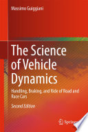 The Science of Vehicle Dynamics
