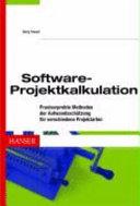 Software-Projektkalkulation