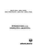 Introducción a la geopolítica argentina
