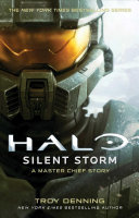 Halo: Silent Storm In The Halo Universe Based On