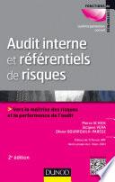 Audit interne et r  f  rentiels de risques   2e   d