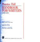 Prentice Hall Handbook For Writers