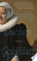Book Becoming Duchess Goldblatt