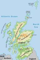 Map of Scotland Journal