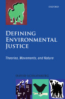 Defining Environmental Justice