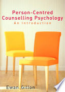Person Centred Counselling Psychology