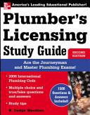 Plumber s licensing Study Guide