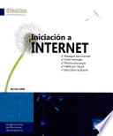 Iniciaci  n a Internet