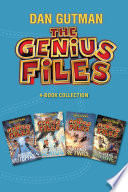 The Genius Files 4 Book Collection