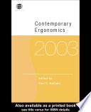 Contemporary Ergonomics 2003