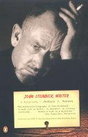 John Steinbeck, Writer