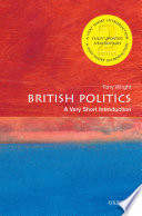 British Politics  A Very Short Introduction