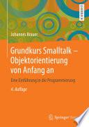 Grundkurs Smalltalk   Objektorientierung von Anfang an