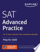 SAT Advanced Practice