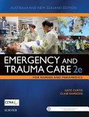 Emergency and Trauma Care for Nurses and Paramedics Book PDF