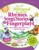 Libro Bilingue de Rimas  Canciones  Cuentos Y Juegos
