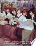 A People and a Nation  A History of the United States  Brief Edition