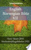 English Norwegian Bible VII