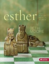 Esther: It's Tough Being a Woman : Member [Book]