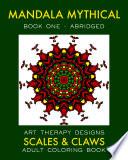 Mandala Mythical: Adult Coloring Book (Dragon Fantasies)