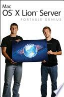 Mac Os X Lion Server Portable Genius book